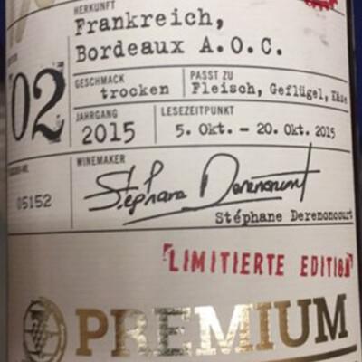 Bordeaux Premium-Selektion