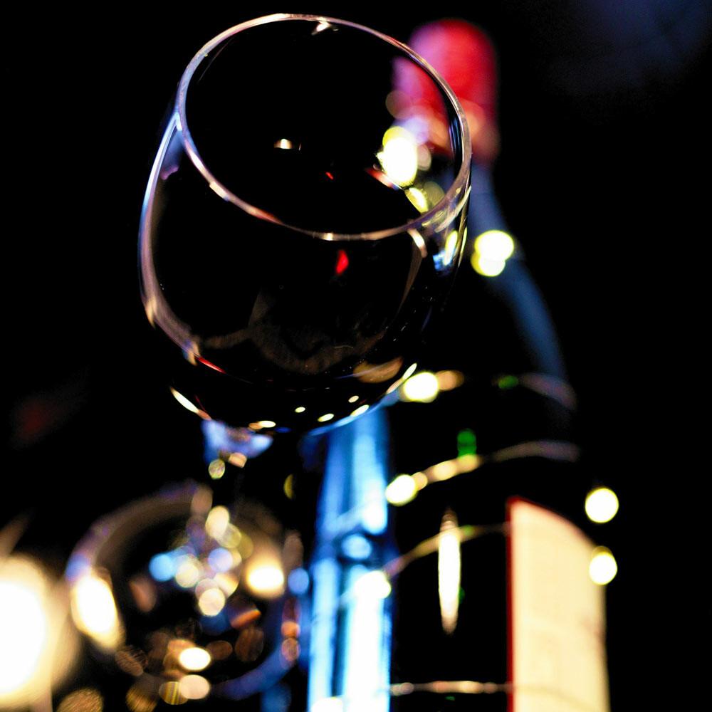 Chambrieren von Wein - Kontrolle