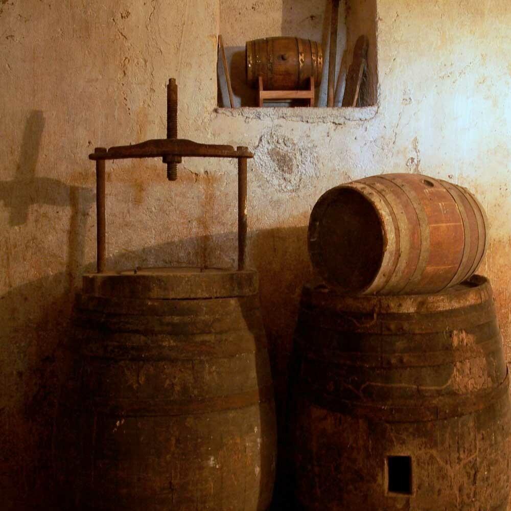Säureregulierung bei Wein