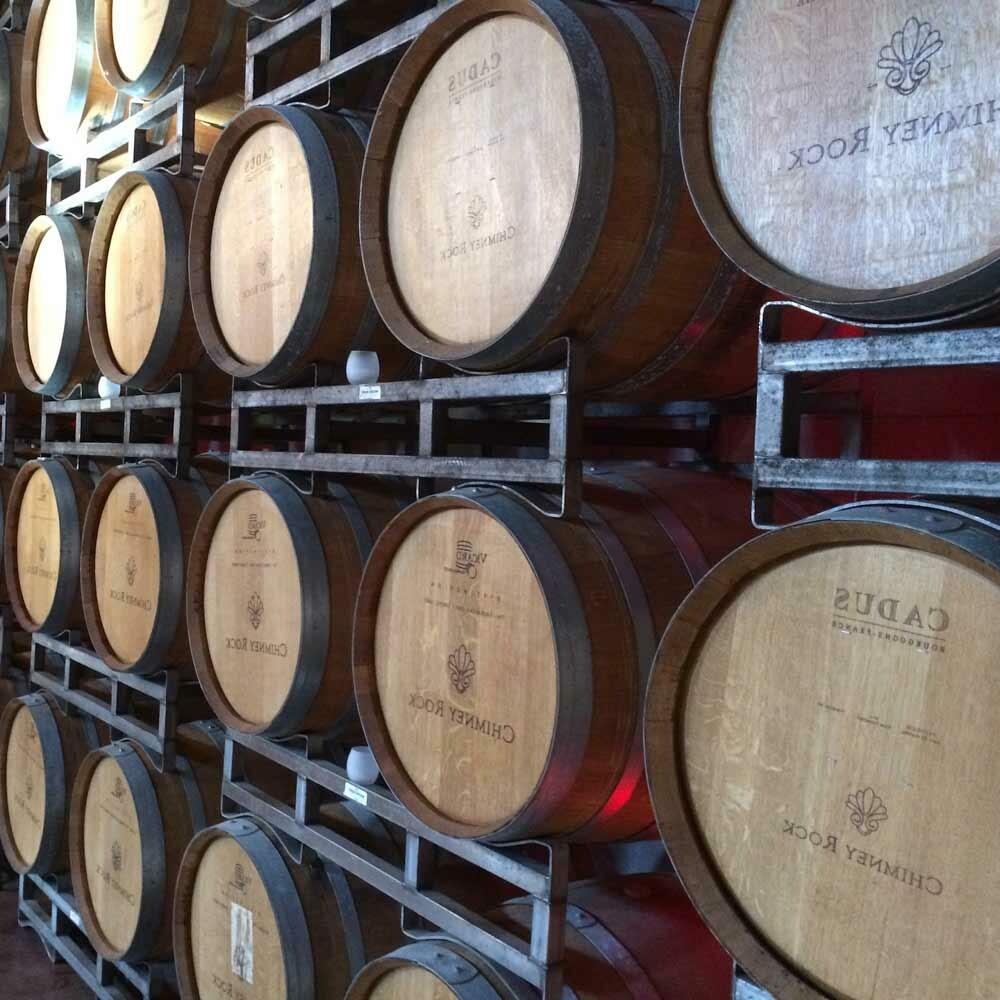 Wein-Filtration