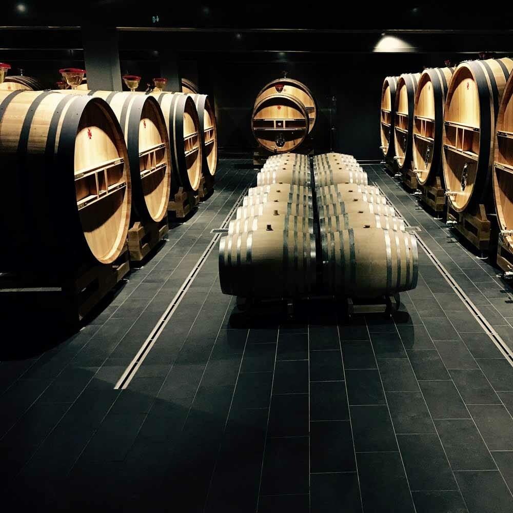 Weinherstellung - Gärungsprozess