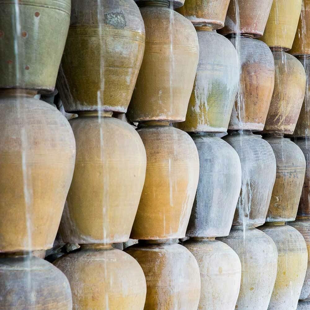 Halbtrockener Wein aus der Weinregion Rheingau