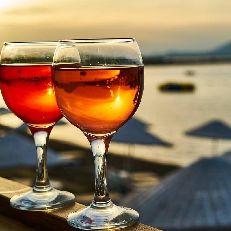zu was passt orangewein