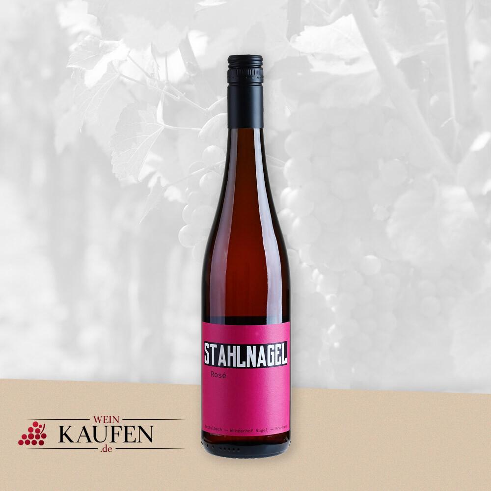 rosewein zu nudelgerichten