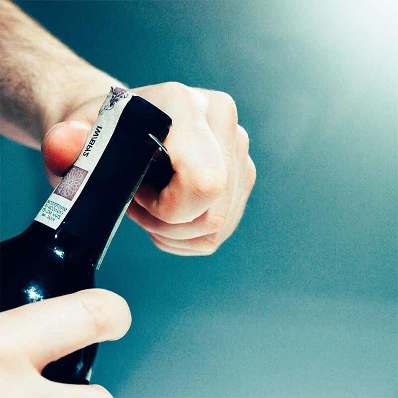 Weinberuf des Sommeliers