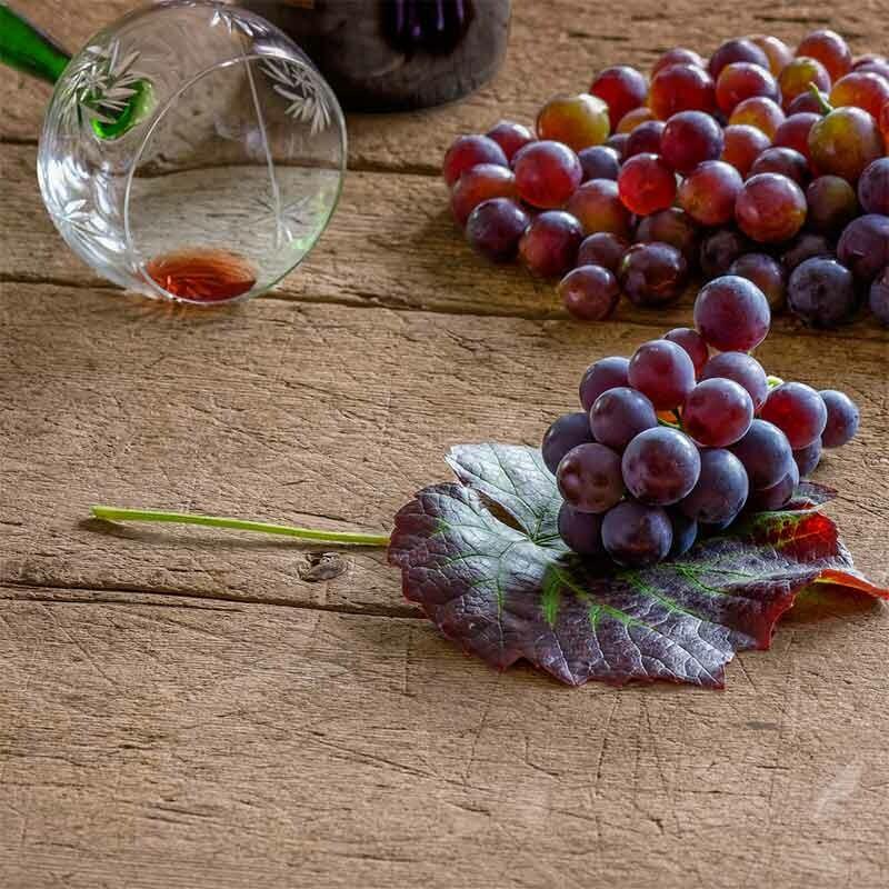 Süßer Wein deutscher Weinanbaugebiete