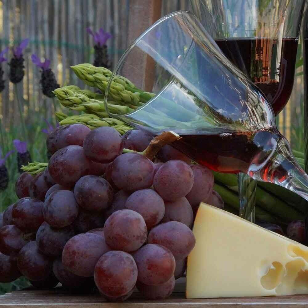 Trockener Wein aus Baden