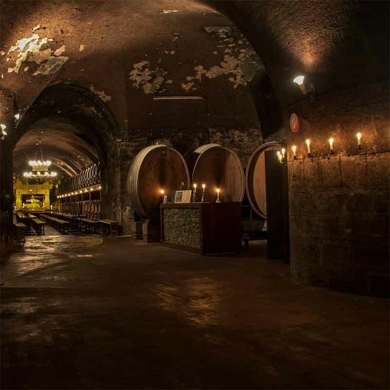 Weinerstellungsprozesse