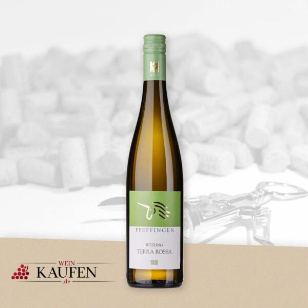 Weisswein vom Weingut Pfeffingen - Riesling trocken terra rossa