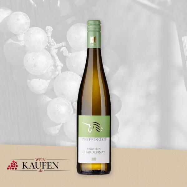 Wein vom Weingut Pfeffingen - chardonnay weisswein