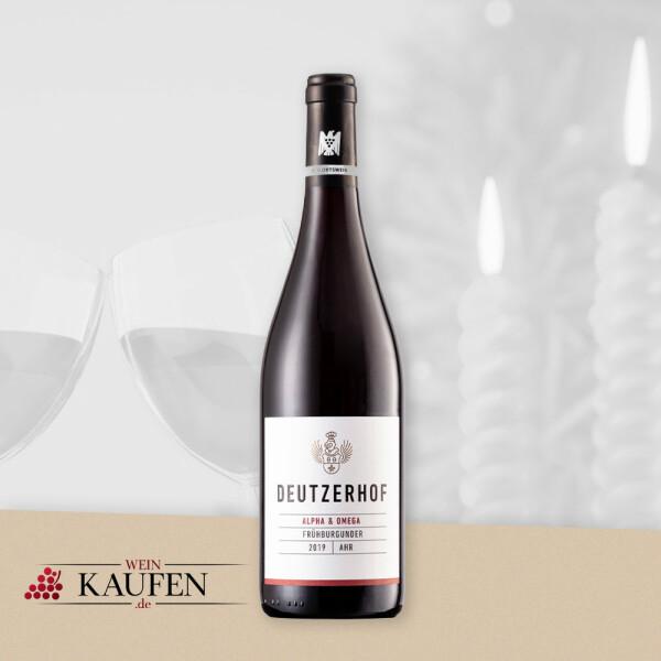 Frühburgunder trocken Alpha & Omega vom Weingut Deutzerhof kaufen