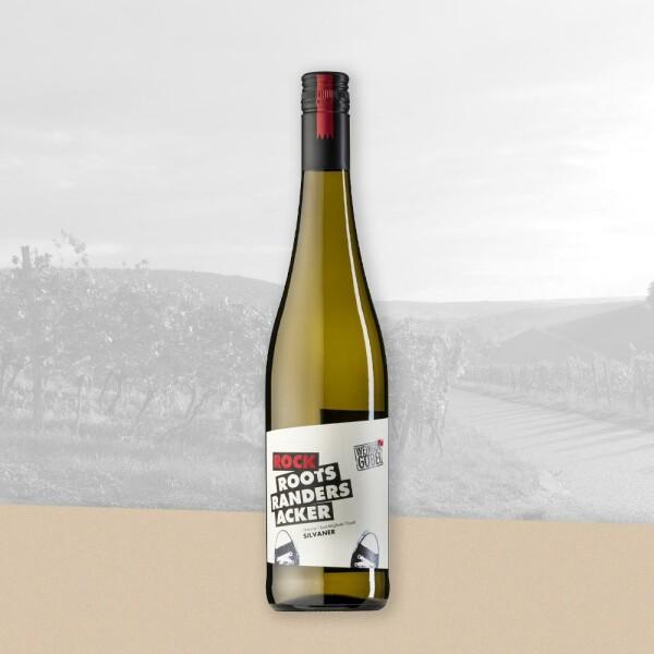 Rock Silvaner trocken vom Weingut Göbel