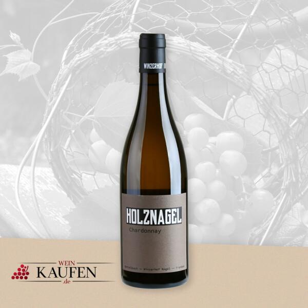 Chardonnay Holznagel trocken vom Weingut Nagel in Dettelbach