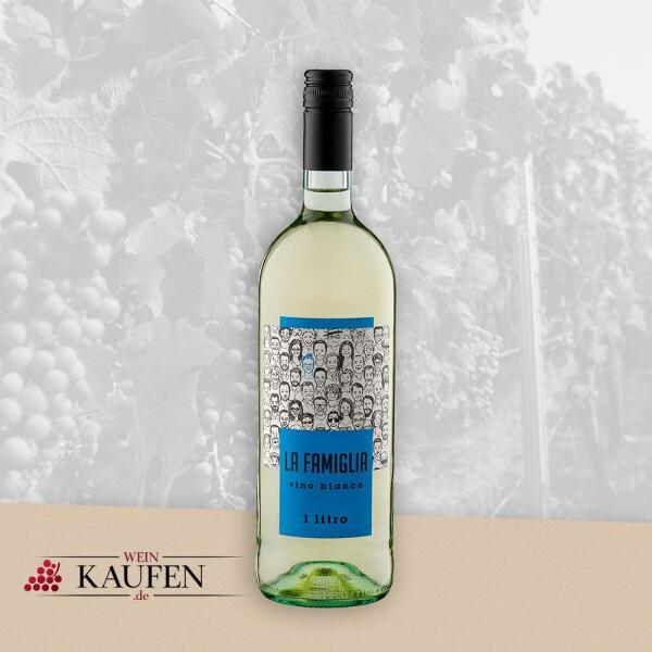 """Vino Bianco """"La Famiglia"""" - 1 Liter - LA FAMIGLIA"""