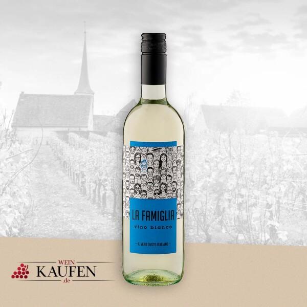 """Vino Bianco """"La Famiglia"""" - LA FAMIGLIA"""