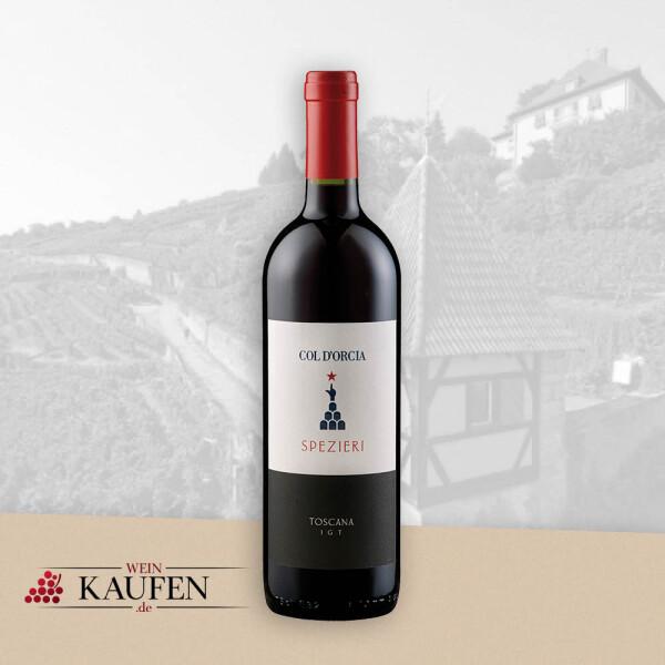 Spezieri Toscana Rosso IGT - Bio - - Col dOrcia