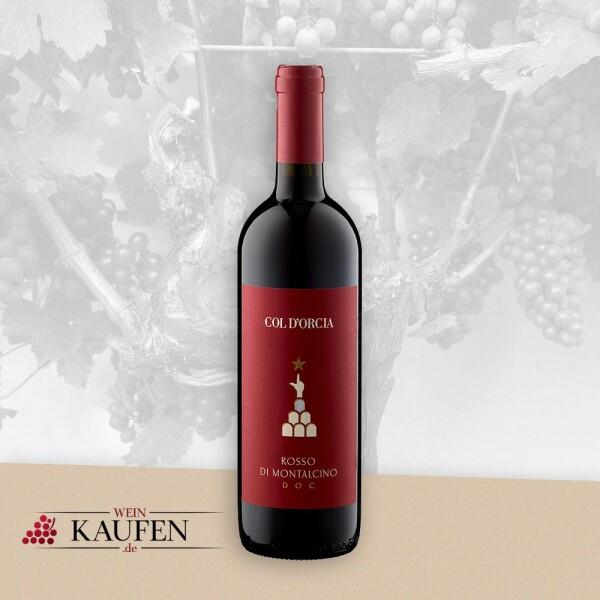 Rosso di Montalcino DOC - Bio - - Col dOrcia