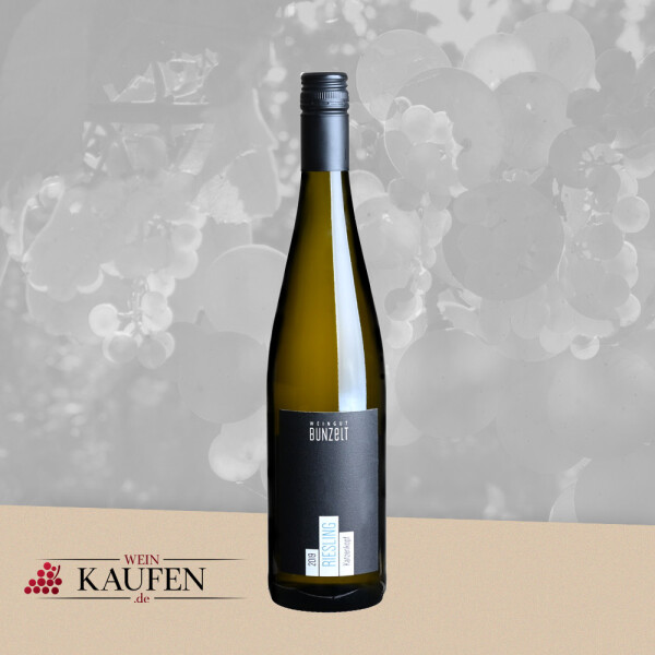 Riesling Spätlese trocken - Wein vom Weingut Bunzelt aus Nordheim am Main
