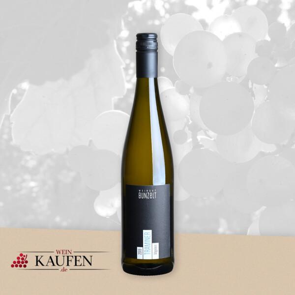 Weingut Bunzelt in Nordheim am Main - Traminer Spätlese trocken
