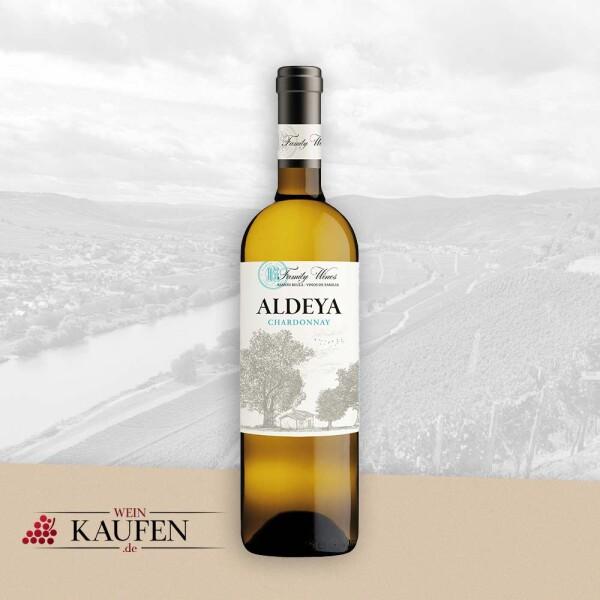 Aldeya Chardonnay DOP - Bodega Pago Aylés
