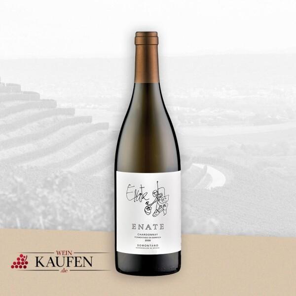 Enate Chardonnay DO Barrique - Enate