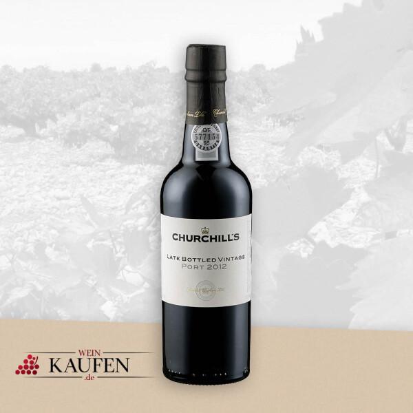 Late Bottled Vintage  0,375 l - Churchill´s