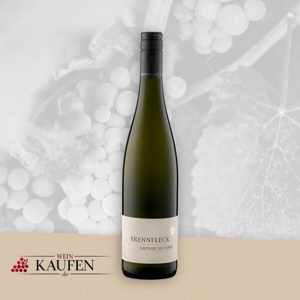 Grüner Silvaner QbA trocken - Weingut Brennfleck