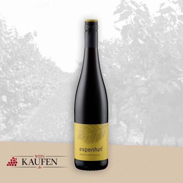 Dornfelder QbA trocken - Weingut Espenhof