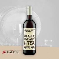 #BZLTAT Blauer Zweigelt - Liter - Helenental Kellerei