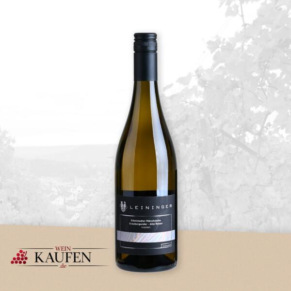 Wein vom Weingut Leininger - Grauburgunder trocken (alte Reben)