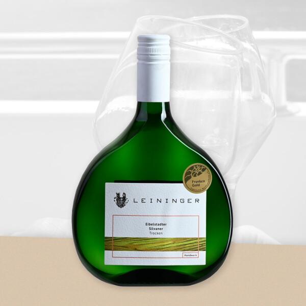 2019 Silvaner Handwerk trocken - Weingut Leininger