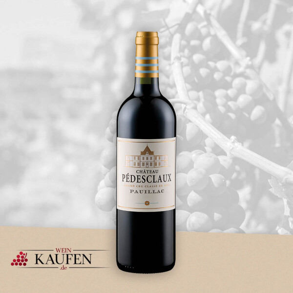 Château Pédesclaux AOC Pauillac 5° Cru Classé - Bordeaux Premium-Selektion