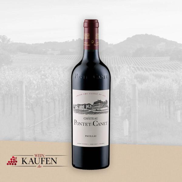 Château Pontet-Canet AOC Pauillac 5° Cru Classé - Bordeaux Premium-Selektion
