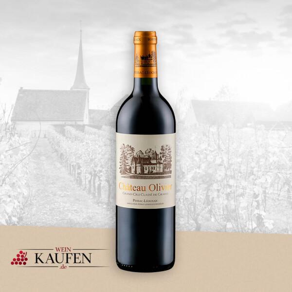 Château Olivier AOC Pessac-Léognan Rouge GC Classé - Bordeaux Premium-Selektion