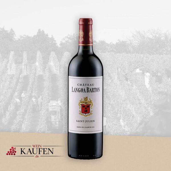 Château Langoa Barton AOC Saint-Julien 3°GC Classé - Bordeaux Premium-Selektion