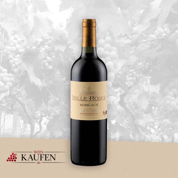Château Mille Roses AOC Margaux - Bordeaux Premium-Selektion