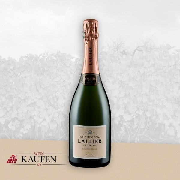 Grand Rosé Grand Cru - Champagne Lallier