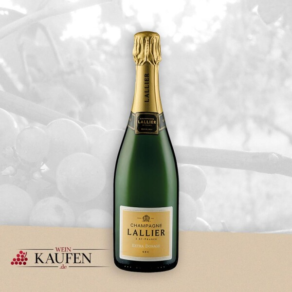 Extra Dosage - Champagne Lallier