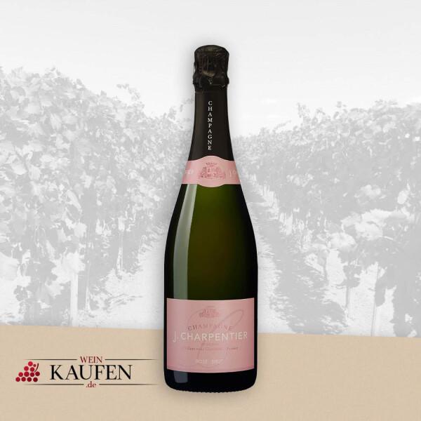 J. Charpentier Rosé Brut - Champagne J. Charpentier