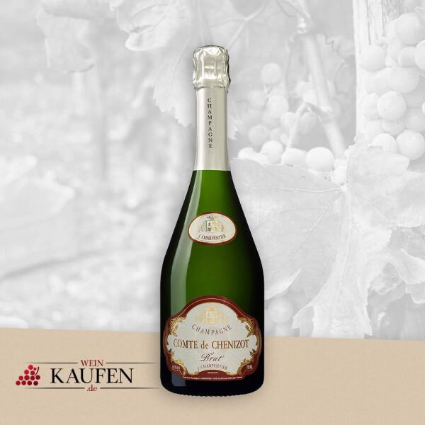 J. Charpentier Comte de Chenizot Brut - Champagne J. Charpentier