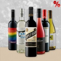 Weinpaket aus Spanien