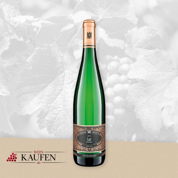 Riesling Wein aus dem Weinanbaugebiet Mosel
